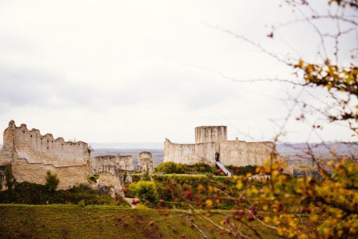 Le Château-Gaillard des Andelys