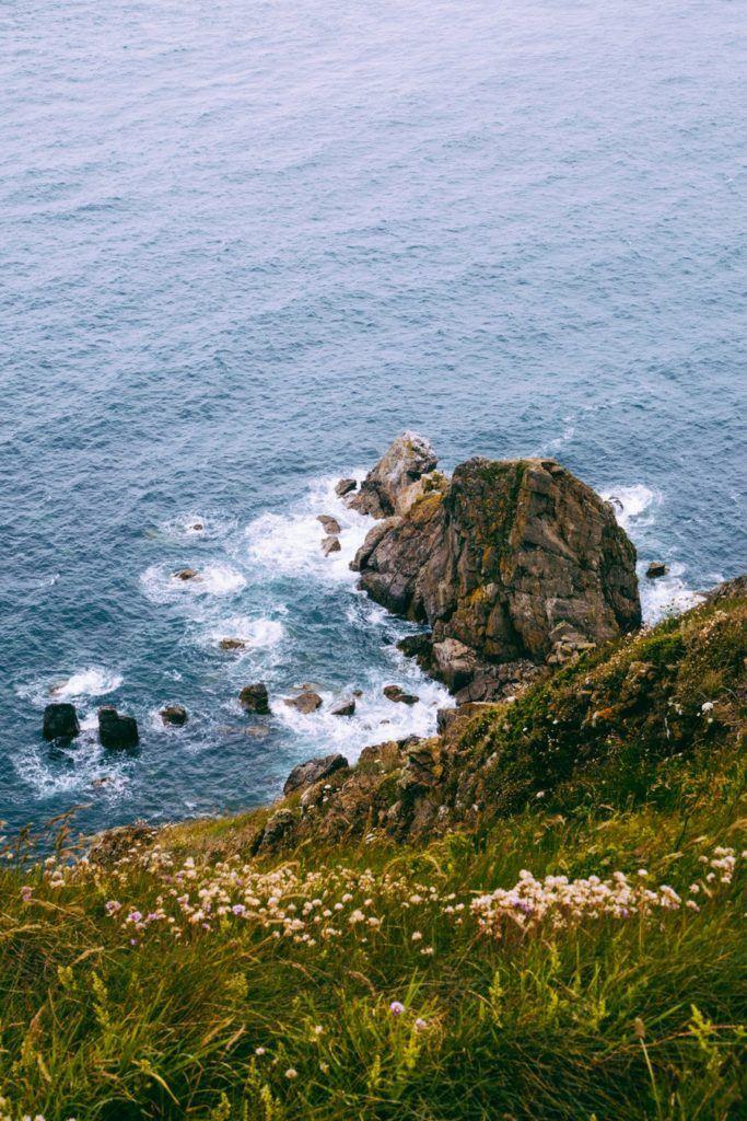 Le nez de Jaubourg en nord Cotentin