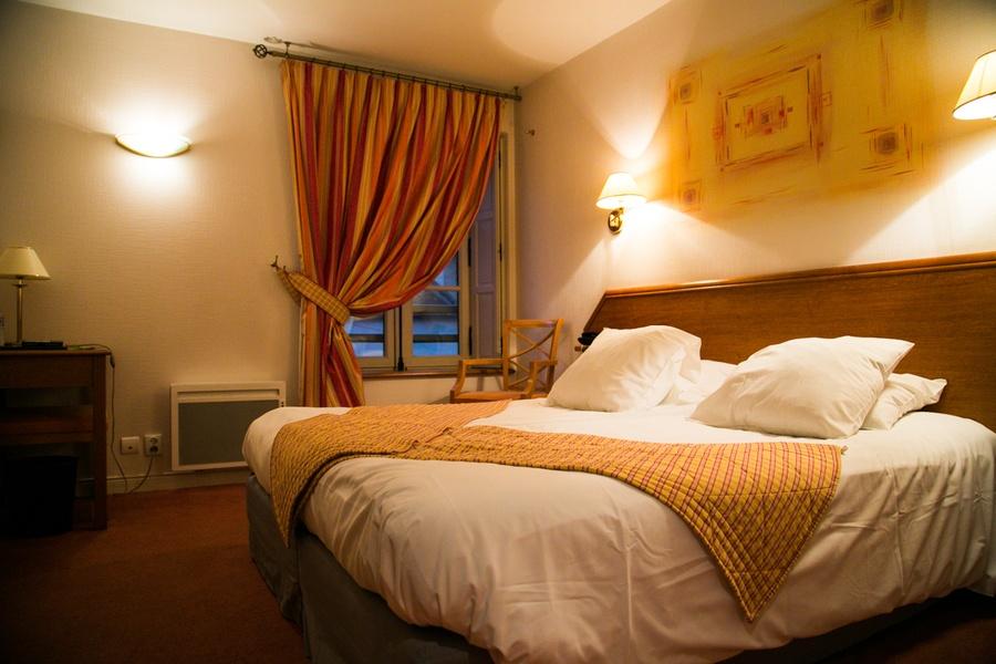 Hotel le Dauphin en Normandie