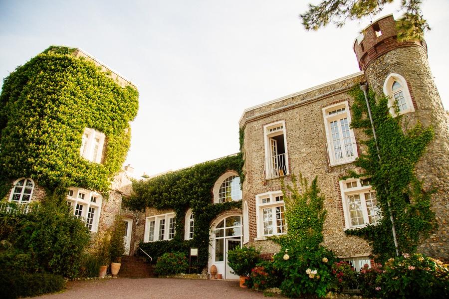 Hotel du Domaine Saint Clair à Etretat