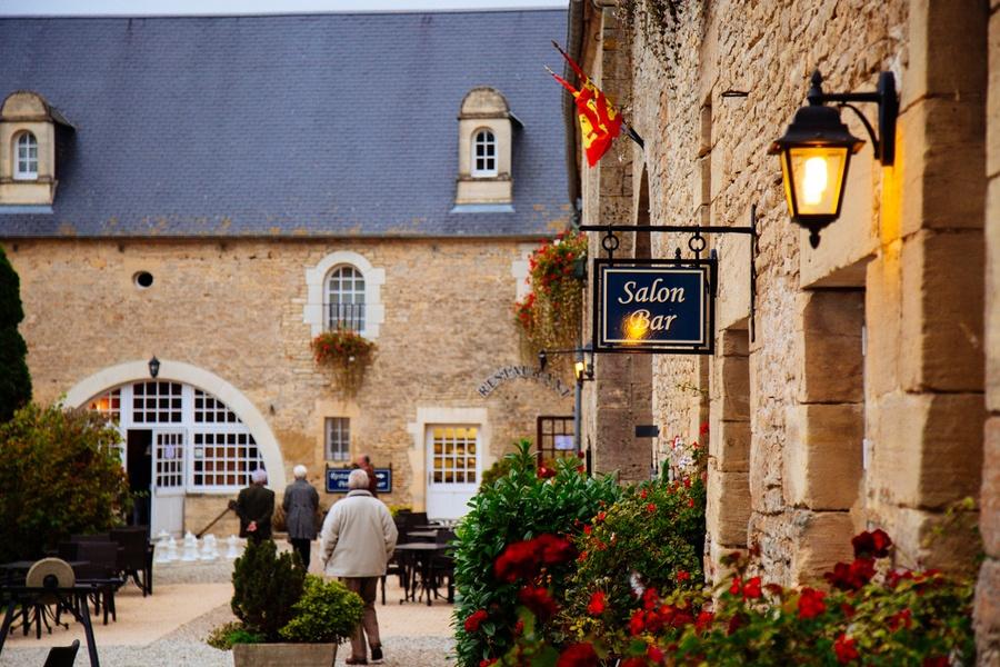 La Ferme de la Ranconnière en Normandie