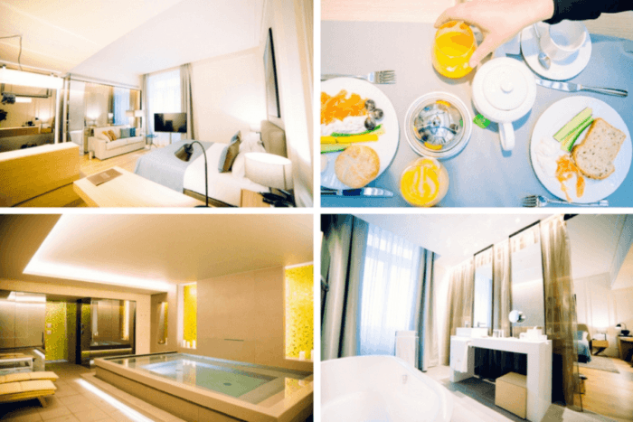 hotel design prague boho