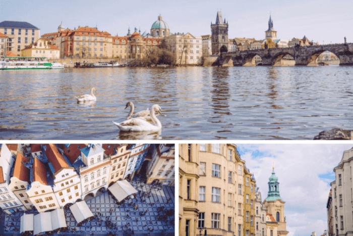 Prague romantique
