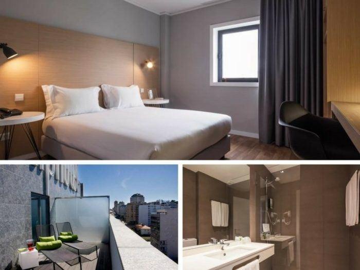 Où dormir à Porto Vila Nova de Gaia hôtel ClipHotel