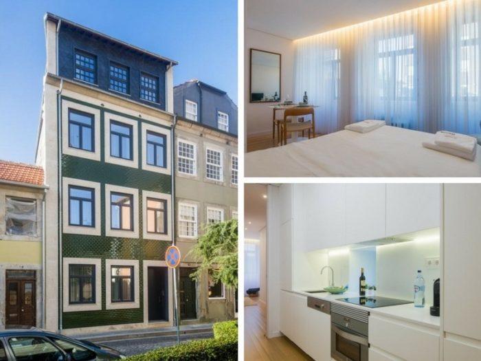 Où dormir à Porto Miragaia hôtel Domum