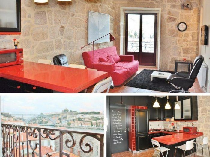 Où dormir à Porto Ribeira Douro apartments Rivertop
