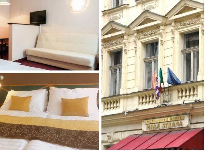 Hotel Mala Strana Prague