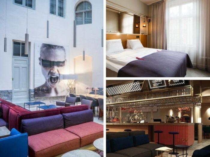 Hôtel à Stockholm