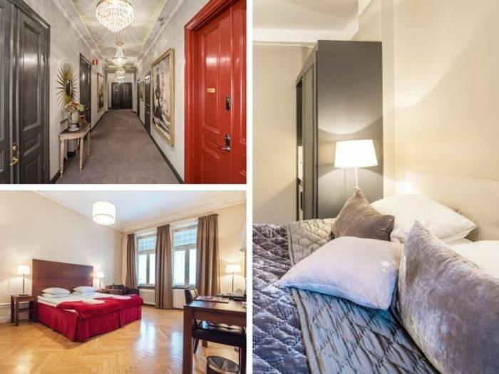 Hotel où dormir à Stockholm