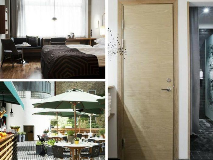 Hôtel où dormir à Stockholm