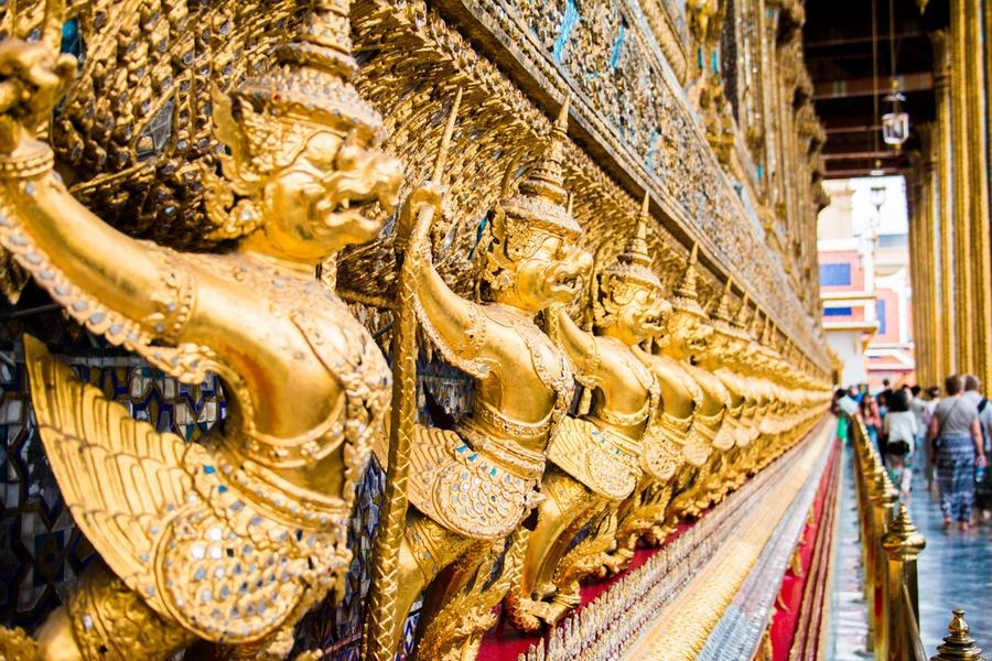 Palais Royal Bangkok, Thaïlande