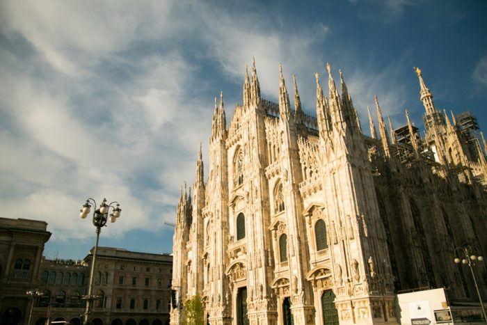 Place Duomo Milan
