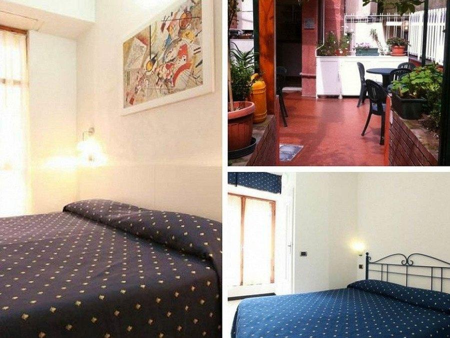 Ou dormir Cinque Terre Hotel Alberto Al Carugio