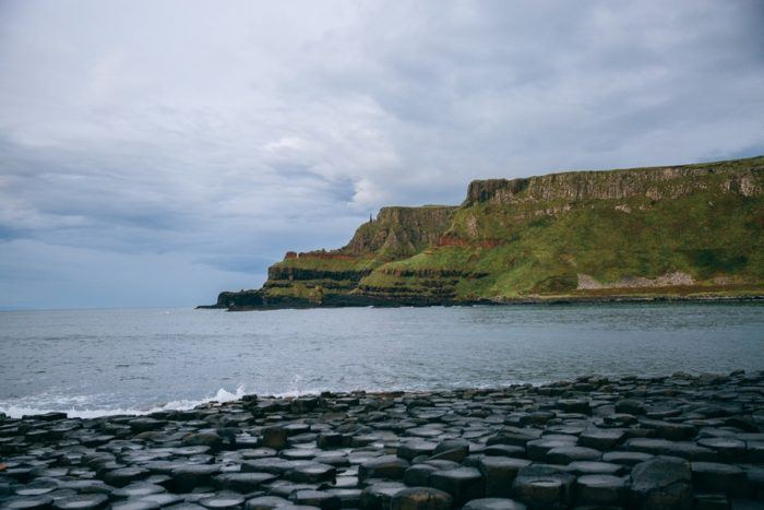 La Chaussée des Géants en Irlande du Nord