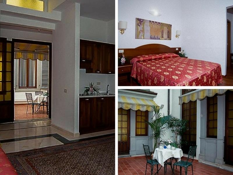 Hotel Accademia où dormir à Florence : San Lorenzo et San Marco