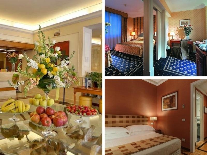 Grand Hotel Adriatico où dormir à Florence : Santa Maria Novella