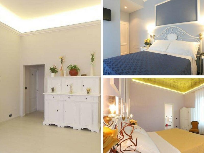Hotel Ferrucci où dormir à Florence : San Miniato al Monte