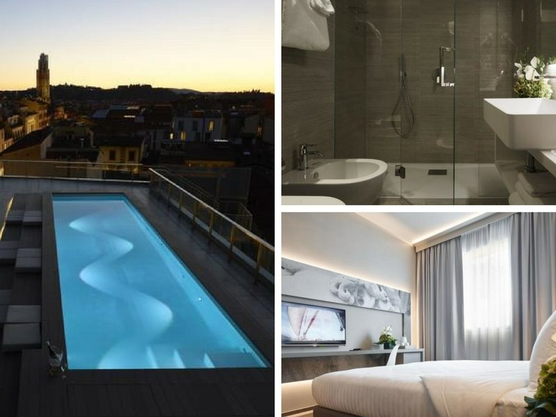 Hotel Glance où dormir à Florence : San Lorenzo et San Marco