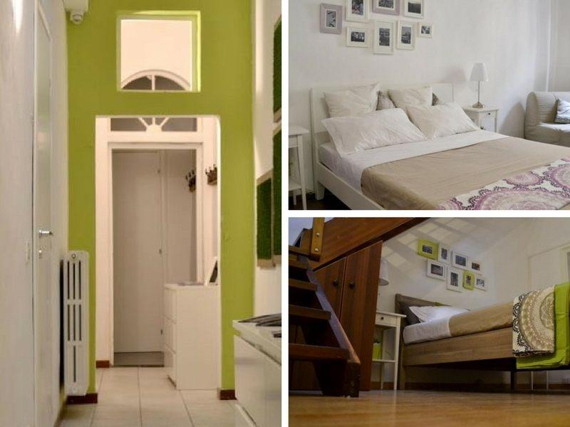Maison d'hôtes Green Domus où dormir à Florence : quartier Oltrarno