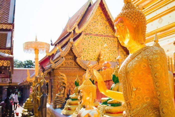 Top 6 chose à faire en Thaïlande, visiter Chiang MaÏ