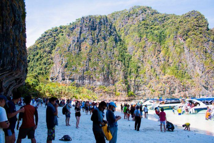 Top 15 chose à faire en Thaïlande, Ko Phi Phi