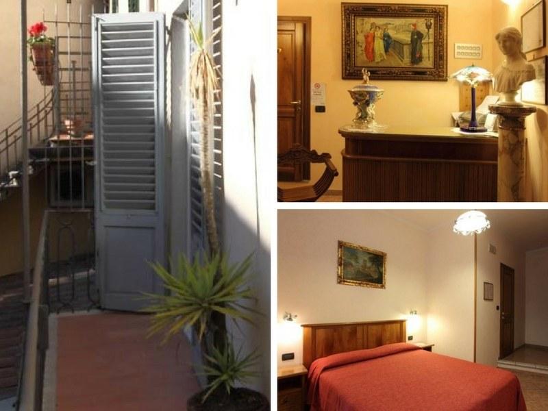 Hotel Margaret où dormir à Florence : Santa Maria Novella