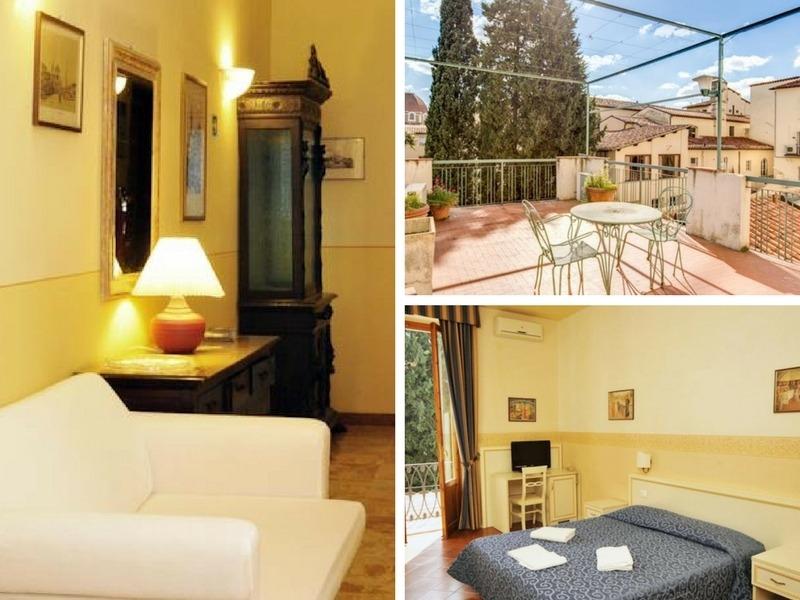 Hotel Marine où dormir à Florence : Santa Croce