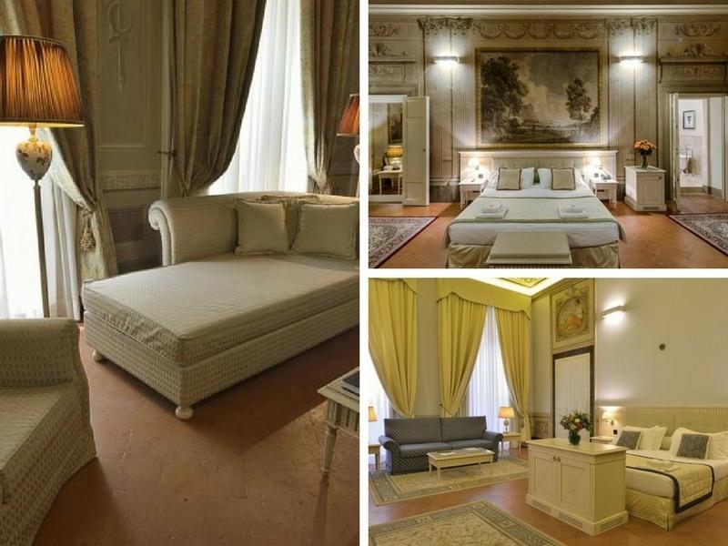 Palazzo Guicciardini où dormir à Florence : quartier Oltrarno