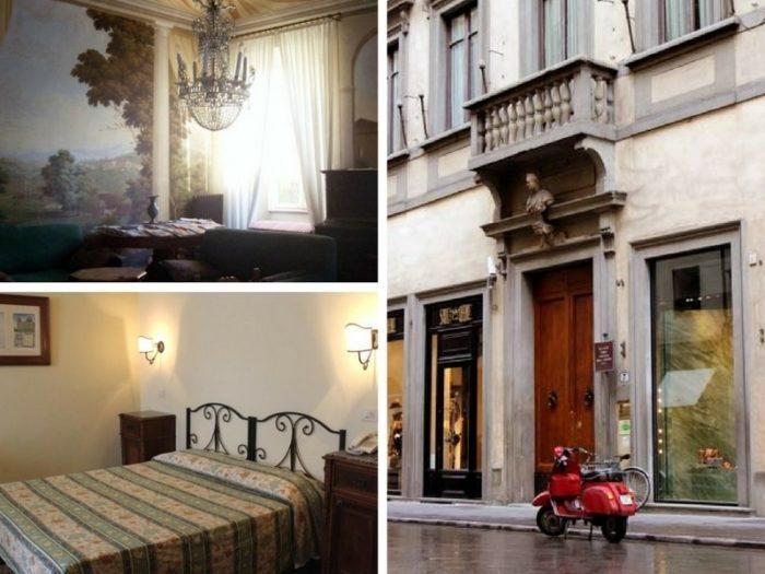 Hotel où dormir à Florence