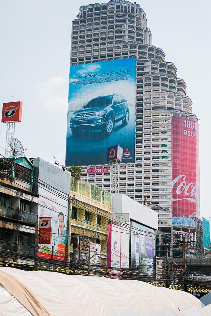 TOP 11 chose à faire en Thaïlande, building Bangkok