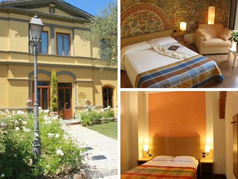 Hotel Villa Betania où dormir à Florence : San Miniato al Monte