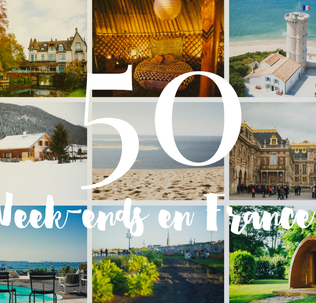 50 idées weekends en France