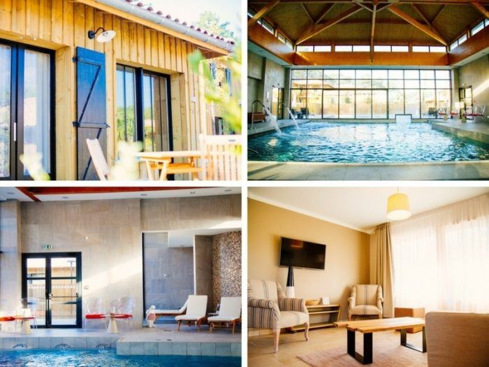 Week-end au Domaine Ferret Spa