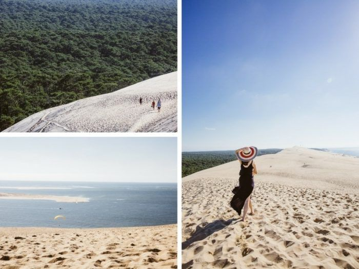 Week-end sur la Dune du Pilat