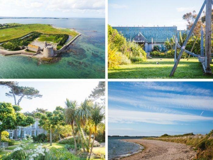 Week-end sur l'île de Tatihou