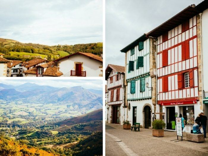 Week-end au Pays Basque