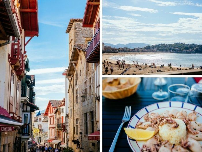 Week-end à Saint-Jean-de-Luz
