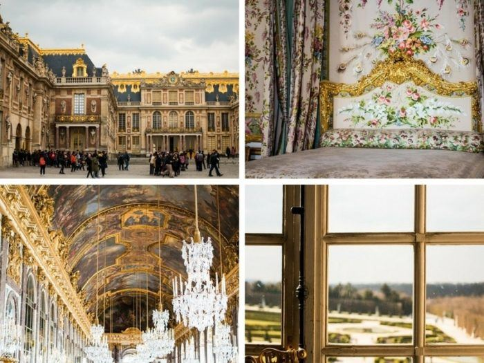 Week-end à Versailles