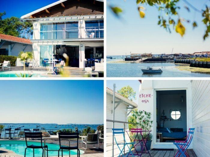 Week-end dans une villa design