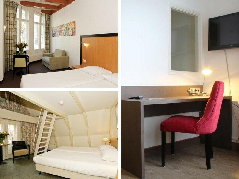 Dormir à l'Avenue Hotel à Amsterdam