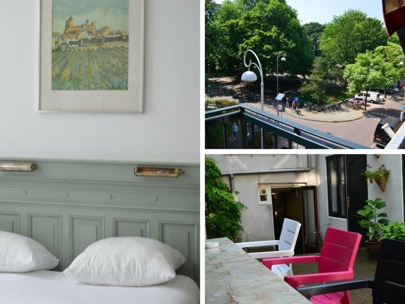 Dormir à l'hôtel de Munch à Amsterdam