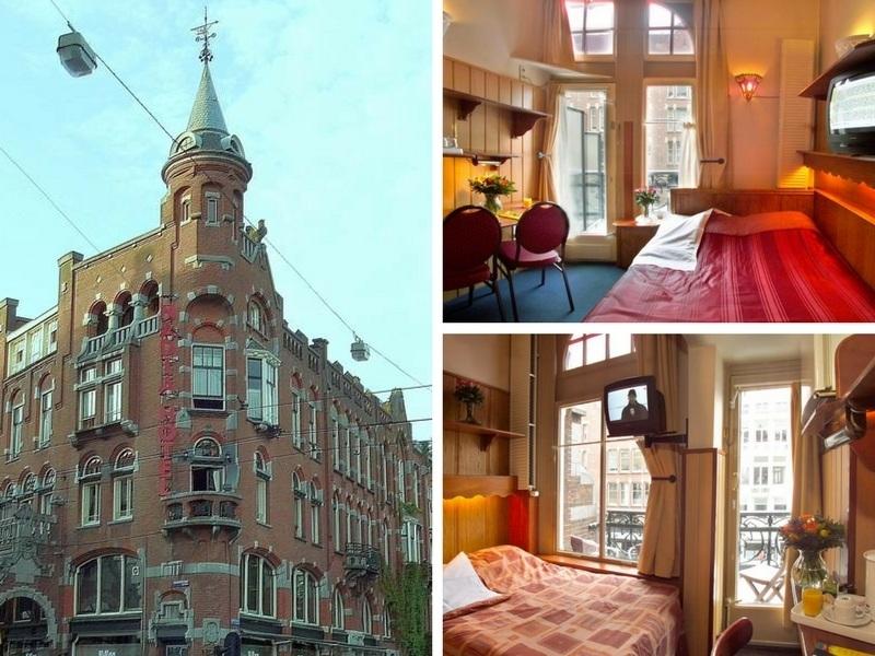 Dormir au Nadia Hotel à Amsterdam