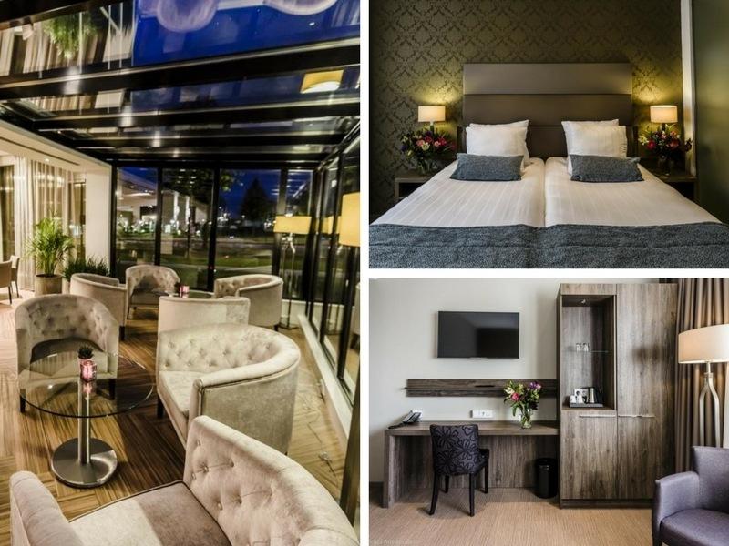 Dormir à l'Ozo hotel à Amsterdam
