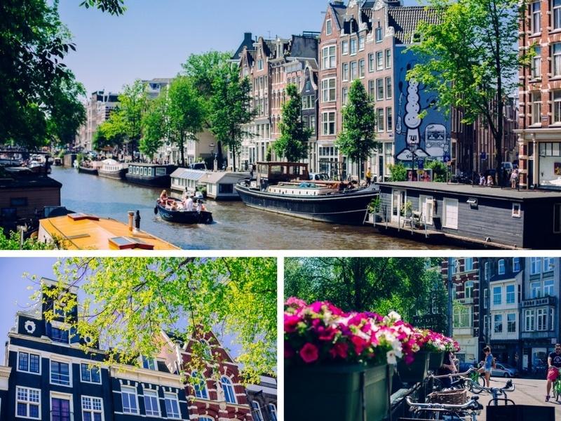 Visiter le Quartier Jordaan à Amsterdam