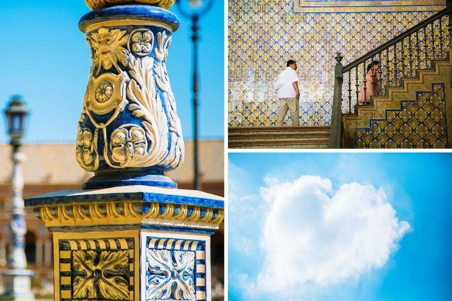 Visiter Séville et la Place d'Espagne