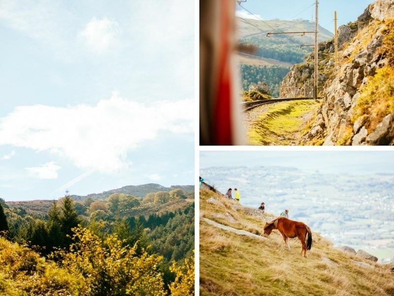Les paysages de la Rhune au Pays Basque