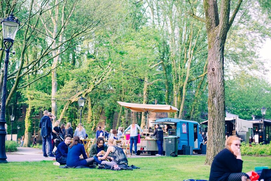 Visiter l'Ooster Park à Amsterdam