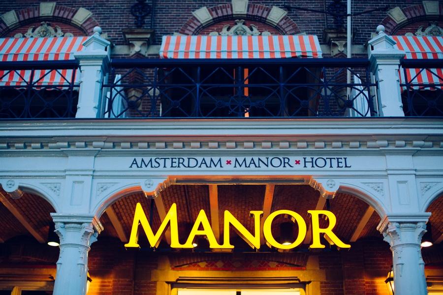 Dormir à l'Hampshire Hotel à Amsterdam