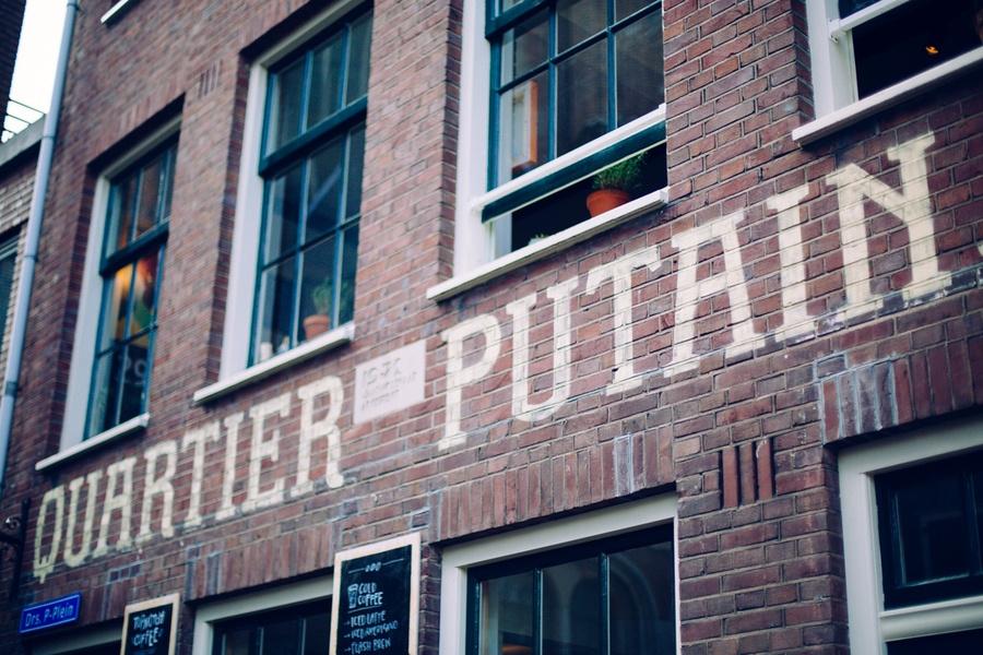Le Quartier Rouge à Amsterdam