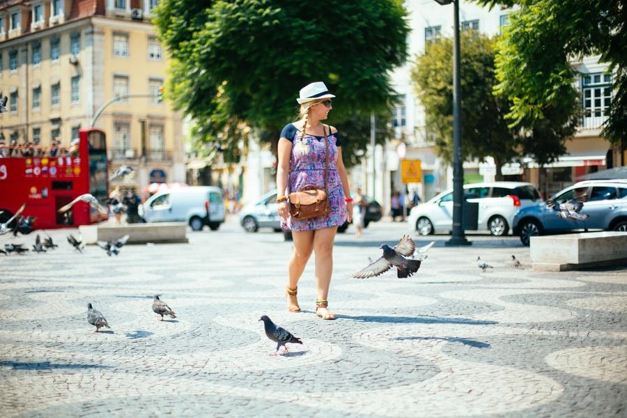 Visiter le quartier du Rossio à Lisbonne